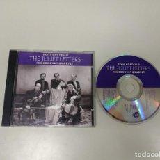 CDs de Música: 319- ELVIS COSTELLO & BRODSKY QUARTET JULIET LETTERS 20 TRACK CD ENVIO ECONOMI. Lote 157006350