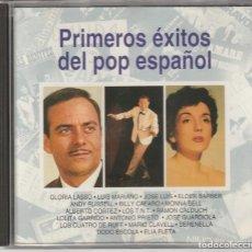 CDs de Música: PRIMEROS EXITOS DEL POP ESPAÑOL (CD PLANETA AGOSTINI 1992). Lote 157006538