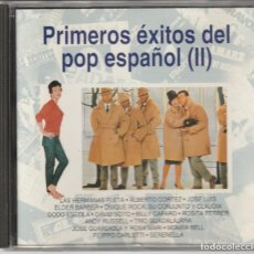 CDs de Música: PRIMEROS EXITOS DEL POP ESPAÑOL II (CD PLANETA AGOSTINI 1992). Lote 157006582
