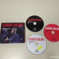 CDs de Música: 319- SERGIO DALMA YO ESTUVE ALLÍ LAS VENTAS 04 CD +DVD CD ENVIO ECONOMICO. Lote 157006770