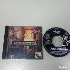 CDs de Música: 319- LOUIS ARMSTRONG Y LOS ALL STARS EN EL SYMPHONY HALL CD ENVIO ECONOMICO. Lote 157008886