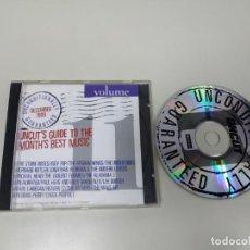 CDs de Música: 319- UNCONDITIONALLY GUARANTEED VOL 11 18 TRACKS CD ENVIO ECONOMICO. Lote 157009430