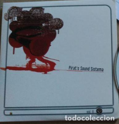 PROMO CD PIRAT'S SOUND SISTEMA - VOL. II - PROPAGANDA 2007 VG+ CATALA REGGAE (Música - CD's Reggae)