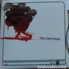 CDs de Música: PROMO CD PIRAT'S SOUND SISTEMA - VOL. II - PROPAGANDA 2007 VG+ CATALA REGGAE. Lote 157053258