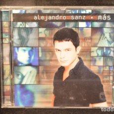 CDs de Música: ALEJANDRO SANZ - MAS - CD. Lote 157073962