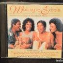 CDs de Música: WAITING TO EXALE - BANDA SONORA - CD. Lote 157083622
