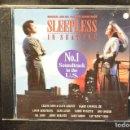CDs de Música: SLEEPLESS IN SEATLE - BANDA SONORA - CD. Lote 157084762