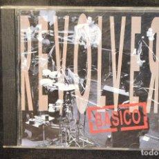 CDs de Música: REVOLVER - BASICO - CD. Lote 157086934