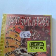 CDs de Música: REGGAETON HITS 2004 PRECINTADO NUEVO CD. Lote 157213016