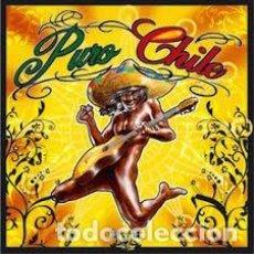 CDs de Música: PURO CHILE COLOR (LAS VULPESS; ANTICUERPOS). Lote 157228058
