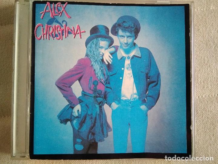 ALEX Y CRISTINA CD (Música - CD's Pop)