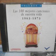 CDs de Música: CD ALBUM - LAS 100 MEJORES CANCIONES DE NUESTRA VIDA - VOLUMEN 9. Lote 157245426