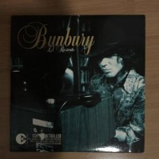 CDs de Musique: BUNBURY. EL RESCATE (CD-SINGLE 2004 ). Lote 157276882