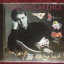 CDs de Música: PAUL MCCARTNEY (ALL THE BEST!) CD 1987 CON MICHAEL JACKSON, STEVIE WONDER, WINGS. Lote 157278106