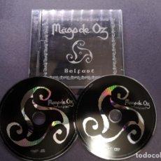 CDs de Música: MÄGO DE OZ – BELFAST DVD CD ROCK HEAVY METAL . Lote 157280026