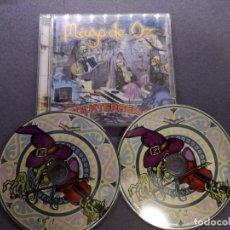 CDs de Música: MÄGO DE OZ – FÖLKTERGEIST 2 X CD ROCK HEAVY METAL . Lote 157280290