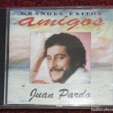 CDs de Música: JUAN PARDO (AMIGOS - GRANDES EXITOS) CD 1996 - EDICIÓN ESPECIAL CIRCULO DE LECTORES. Lote 157281378