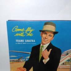 CDs de Música: CD FRANK SINATRA ( DIGIPACK INCLUYENDO LOS ALBUMES COME FLY TO ME + COME DANCE WITH ME). Lote 157283126