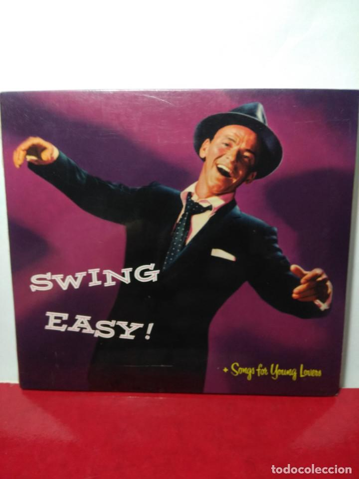 CD FRANK SINATRA ( DIGIPACK INCLUYENDO LOS ALBUMES SONGS FOR YOUNG LOVERS +  SWING EASY !