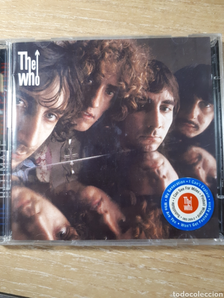 CDs de Música: THE WHO ULTIMATE COLLECTION 2 CDS - Foto 1 - 157288578