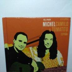 CDs de Música: CD-LIBRO FLAMENCO JAZZ : MICHEL CAMILO & TOMATITO : ESPAÑA. Lote 157295578