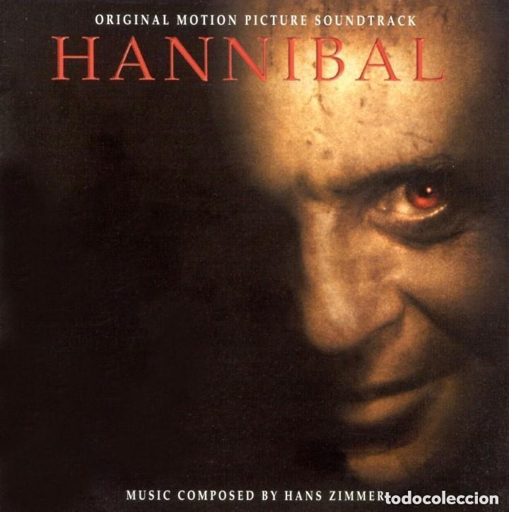 HANNIBAL / HANS ZIMMER CD BSO (Música - CD's Bandas Sonoras)