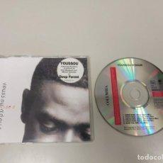 CD di Musica: 319- YOUSSOU NDOUR UNDECIDED 5 TRACKS CD ENVIO ECONOMICO . Lote 157332198