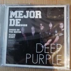 CDs de Música: LO MEJOR DE... DEEP PURPLE. SIN DESPRECINTAR. Lote 157377914