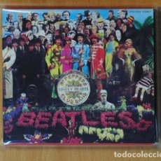 CDs de Música: BEATLES - SGT PEPPER´S LONELY HEARTS CLUB BAND - ED. JAPONESA - CD. Lote 157706240