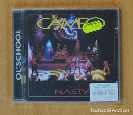 CAMEO - NASTY - CD (Música - CD's Rock)
