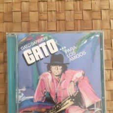 CDs de Música: GATO BARBIERI... PARA LOS AMIGOS.. Lote 157737517
