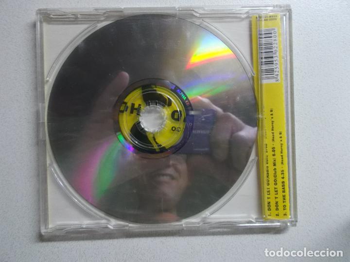 CDs de Música: HEAD HORNY,S DON,T LET GO CD SINGLE CONTRASEÑA - Foto 3 - 157773426