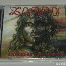 CDs de Música: ZARPA ANGELES O DEMONIOS EDICION 500 COPIAS - PRECINTADO. Lote 157778458