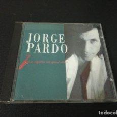 Music CDs - Jorge pardo, las cigarras son quiza sordas - 157779954