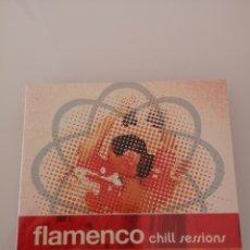 CDs de Música: FLAMENCO CHILL SESSIONS CD NUEVO PRECINTADO . Lote 157803118