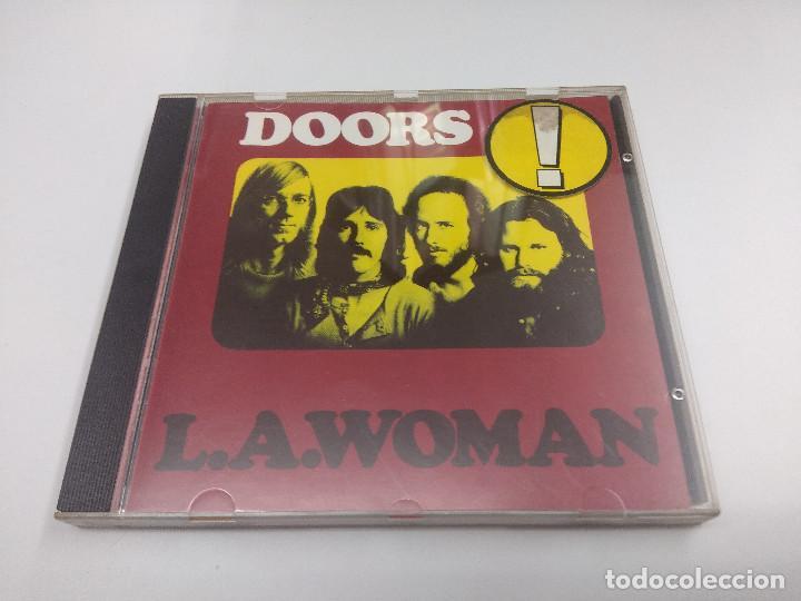 CD ROCK/THE DOORS/L A WOMAN