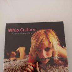 CDs de Música: WHIP CULTURE PLEASURE GENERATION CD NUEVO PRECINTADO . Lote 157804966