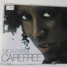 CDs de Música: MICA PARIS CAREFREE CD SINGLE 1998 . Lote 157823006