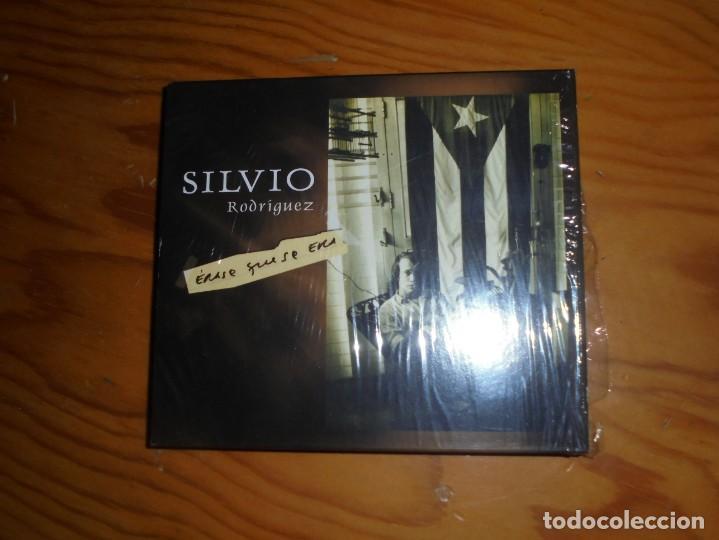 SILVIO RODRIGUEZ. ERASE QUE SE ERA. OJALA, 2006. 2 CD´S + LIBRETO. IMPECABLE. (#) (Música - CD's Latina)