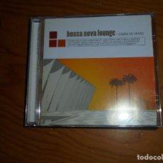 CD di Musica: BOSSA NOVA LOUNGE. SAMBA DE VERAO. ANTONIO CARLOS JOBIM... DUBAS, 2005. EDC.BRAZIL CD. IMPECABLE (#). Lote 157858138