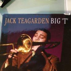 CDs de Música: JACK TEAGARDEN - BIG T - 4 CDS BOXSET. Lote 157882754