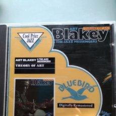 CDs de Música: ART BLAKEY'S JAZZ MESSENGERS – THEORY OF ART. Lote 157886334