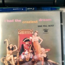 CDs de Música: DAVE PELL OCTET – I HAD THE CRAZIEST DREAM. Lote 157887706