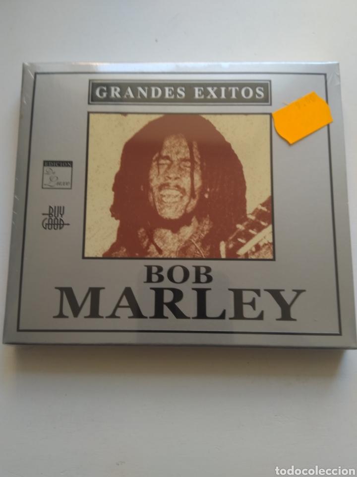 CD BOB MARLEY/ GRANDES ÉXITOS/PRECINTADO (Música - CD's Reggae)