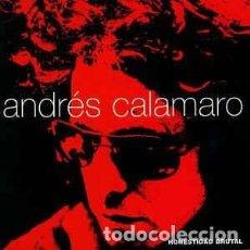 CDs de Música: ANDRÉS CALAMARO . HONESTIDAD BRUTAL (GASA, 398427239 2, 2CD, SPAIN, 1999). Lote 157925310