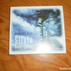 CDs de Música: SILVIO RODRIGUEZ. SEGUNDA CITA. OJALA, 2009. EDT. CUBA. CD DIGIPACK. IMPECABLE (#). Lote 157933898
