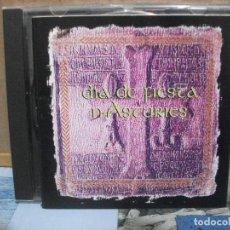 CDs de Música: DIA DE FIESTA EN ASTURIAS CD ALBUM PRINCIPADO DE ASTURIAS . Lote 157936314