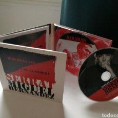 CDs de Música: HIJO DE LA LUZ Y DE LA SOMBRA - JOAN MANUEL SERRAT / MIGUEL HERNANDEZ CD+DVD DIGIPACK. Lote 157941520