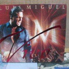 CDs de Música: CD ALBUM DIGIPACK LUIS MIGUEL VIVO. Lote 157943338