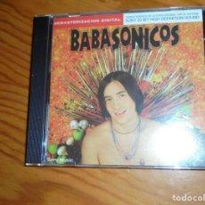 CDs de Música: BABASONICOS. PASTO. EPIC, 1992. EDT ARGENTINA. CD. IMPECABLE (#). Lote 157948486